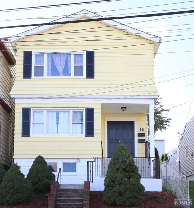 Hudson County Multi Family 2-4 Under Contract: 95 Windsor Street