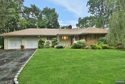 Bergenfield Single Family Home Under Contract: 80 Marcotte Lane