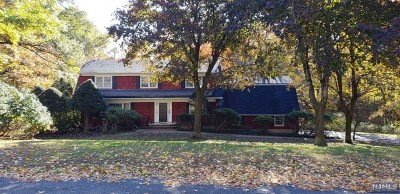 Franklin Lakes Single Family Home Under Contract: 245 Indian Trail Drive
