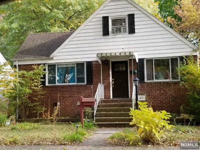 Englewood Single Family Home Under Contract: 81 Glenbrook Parkway