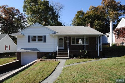 North Haledon Single Family Home Under Contract: 43 Manor Road