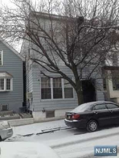 Hudson County Multi Family 2-4 Under Contract: 6131 Jefferson Street