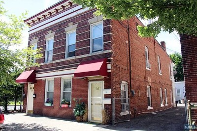 Essex County Multi Family 2-4 Under Contract: 38 Sherman Street