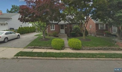 Bergenfield Single Family Home Under Contract: 150 North Vivyen Street