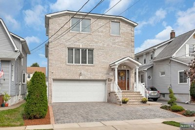 Lyndhurst Single Family Home Under Contract: 107 Fern Avenue