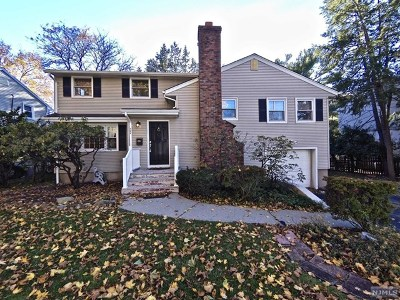 Cresskill Single Family Home Under Contract: 206 East Madison Avenue
