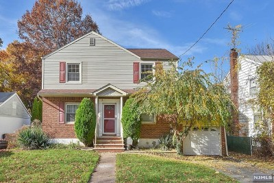 Dumont Single Family Home Under Contract: 24 Hillcrest Drive