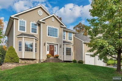 Morris County Single Family Home Under Contract: 7 Winding Ridge Road