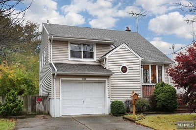 Fair Lawn Single Family Home Under Contract: 3-08 27th Street