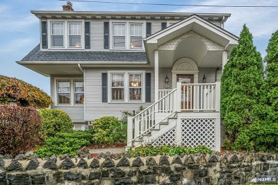 Cliffside Park Single Family Home Under Contract: 562 Winterburn Grove