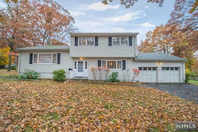 Wayne Single Family Home Under Contract: 75 Hershey Road
