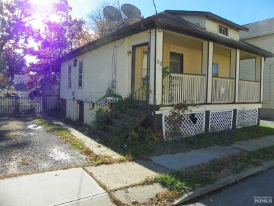 Hawthorne Single Family Home Under Contract: 32 Parker Avenue