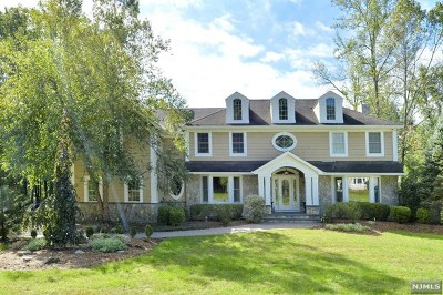 Upper Saddle River Single Family Home Under Contract: 56 Pleasant Avenue