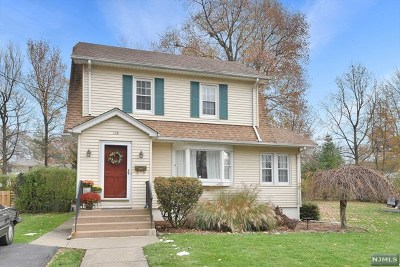 Cresskill Single Family Home Under Contract: 118 14th Street