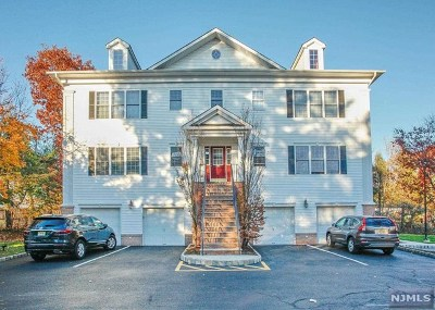 Park Ridge NJ Condo/Townhouse Under Contract: $330,000