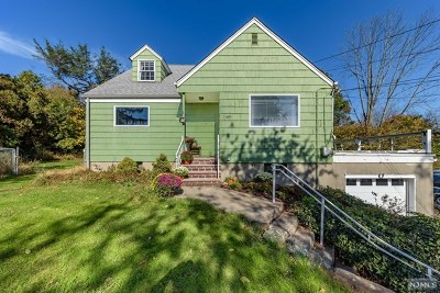 Essex County Single Family Home Under Contract: 667 Mount Pleasant Avenue