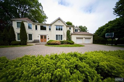 Closter Single Family Home Under Contract: 312 Anderson Avenue