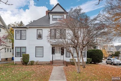 Rutherford Multi Family 2-4 Under Contract: 150 Ridge Road