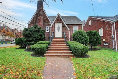 Lyndhurst Single Family Home Under Contract: 46 Jackson Place
