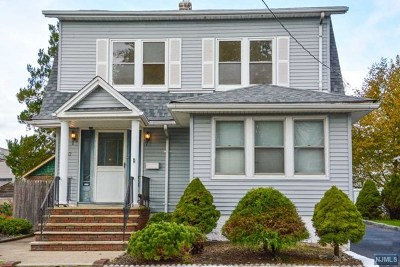 Totowa Single Family Home Under Contract: 37 Charles Street