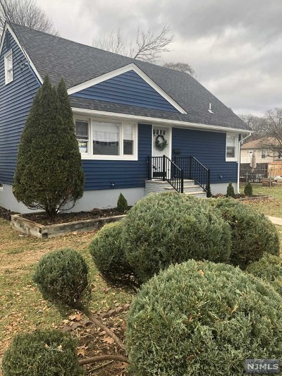 Bergenfield Single Family Home Under Contract: 261 Merritt Avenue