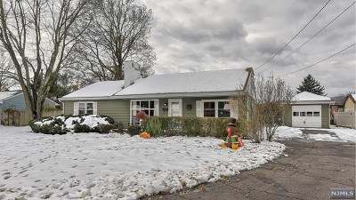 Morris County Single Family Home Under Contract: 43 Washburn Road