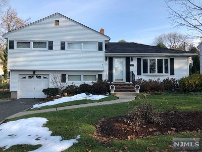 Emerson NJ Single Family Home Under Contract: $529,000