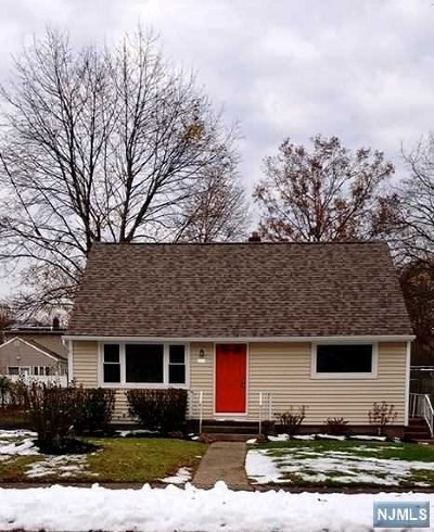 Pompton Lakes Single Family Home Under Contract: 251 Ackerman Place