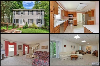 Rockaway Township Single Family Home Under Contract: 58 Erie Avenue