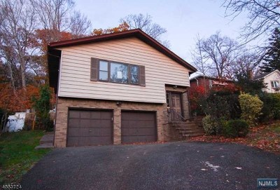 Hackensack Single Family Home Under Contract: 440 West Lookout Avenue