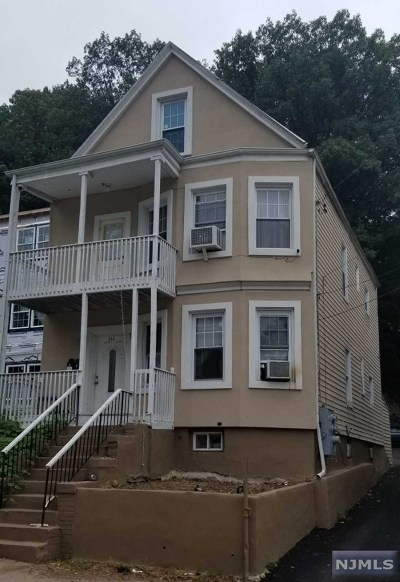 Passaic Multi Family 2-4 Under Contract: 304 Sherman Street