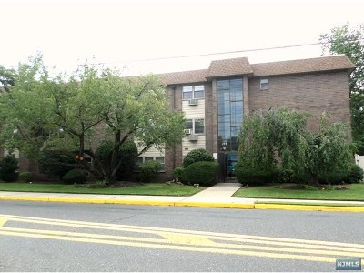 Ridgefield Park Condo/Townhouse Under Contract: 199-205 Bergen Turnpike #2h