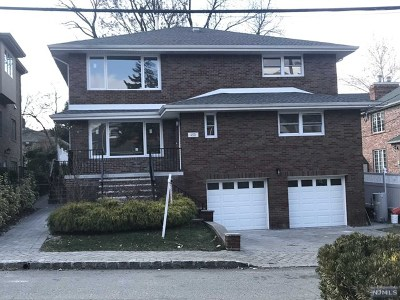 Fort Lee Multi Family 2-4 Under Contract: 450 Catherine Street