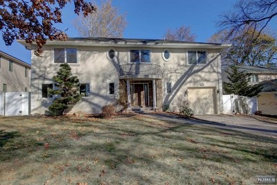 Bergen County Single Family Home Under Contract: 237 Concord Drive