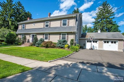 Demarest Single Family Home Under Contract: 10 Central Avenue