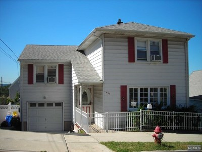 Bergen County Single Family Home Under Contract: 437 Palisade Avenue