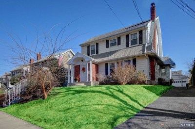 Hawthorne Single Family Home Under Contract: 85 Brookside Avenue