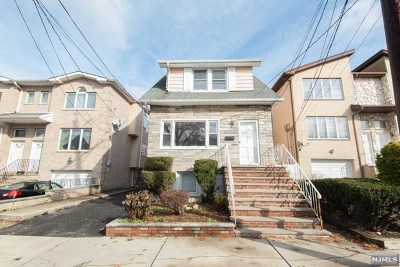 Fort Lee Multi Family 2-4 Under Contract: 231 Warren Avenue