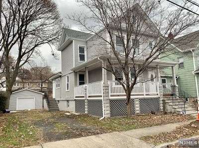 Carlstadt Single Family Home Under Contract: 316 7th Street