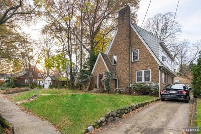 Rutherford Single Family Home Under Contract: 164 Hackett Place