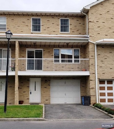 Elmwood Park Condo/Townhouse Under Contract: 78 Salvatore Court