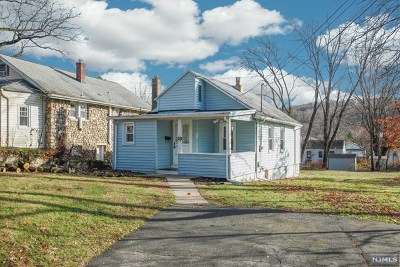 Wanaque Single Family Home Under Contract: 129 Greenwood Avenue