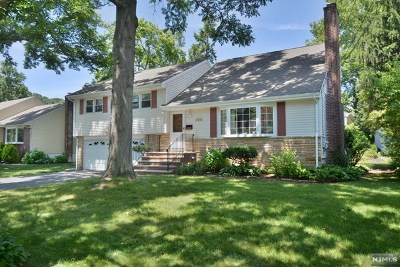 Ridgewood Single Family Home Under Contract: 231 Burnside Place