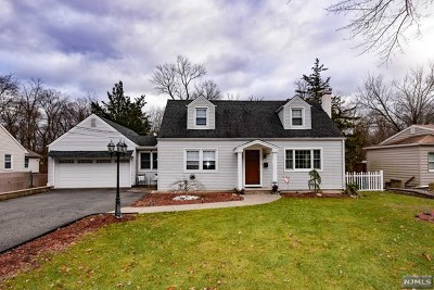 Wayne Single Family Home Under Contract: 40 Pleasantview Drive