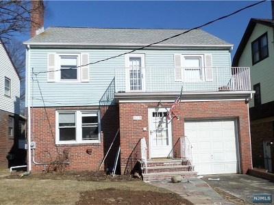 Passaic Single Family Home Under Contract: 362 Brook Avenue