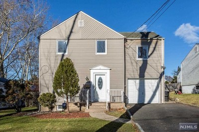 Teaneck Single Family Home Under Contract: 31 Elmer Place