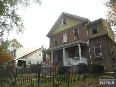 Tenafly Multi Family 2-4 Under Contract: 190 County Road