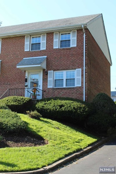 Teaneck Condo/Townhouse Under Contract: 156 Parkview Drive