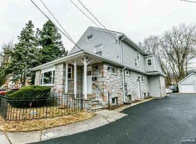 Passaic County Multi Family 2-4 Under Contract: 648 Lafayette Avenue