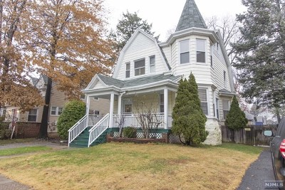 Passaic Single Family Home Under Contract: 146 Spring Street